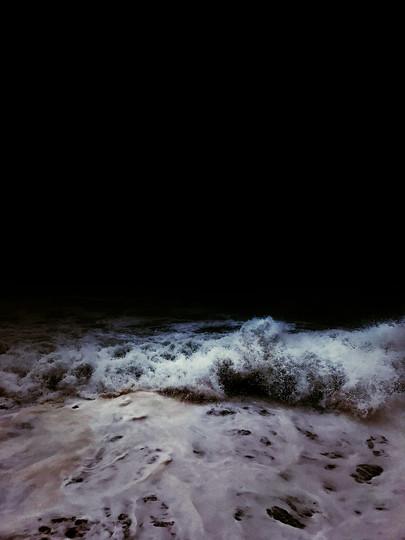 Prière de jeter mes cendres dans la mer