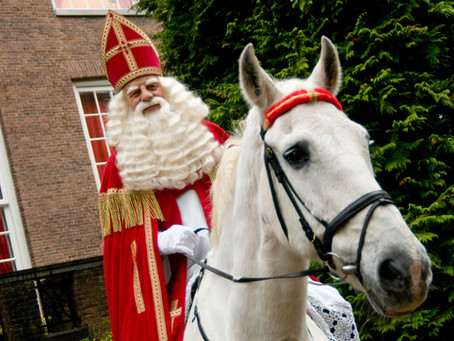 Sinterklaasmiddag - zondag 24 november, 14:00 tot 16:00 uur