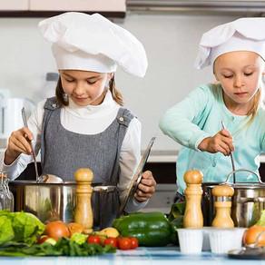 Koken voor je ouders | vrijdag 24 mei, 15:30 tot 18:00 uur