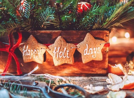 Kerststukjes maken - zondag 15 december, 14:00 tot 16:00 uur