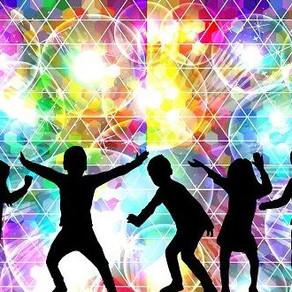 Kinderdisco - zaterdag 3 juli, 18:45 tot 20:30 uur