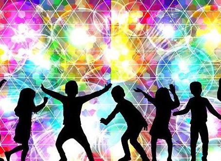 Kinderdisco - zaterdag 5 oktober, 18:45 tot 21:00 uur