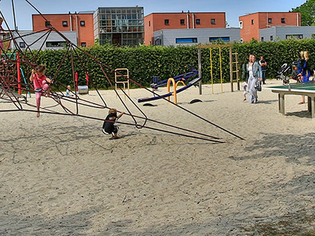 Jouw statiegeld = vernieuwde speeltuin in de Oosterpoort!