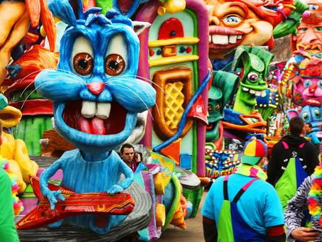 Kindercarnaval | zaterdag 29 februari, 14:30 tot 17:00 uur