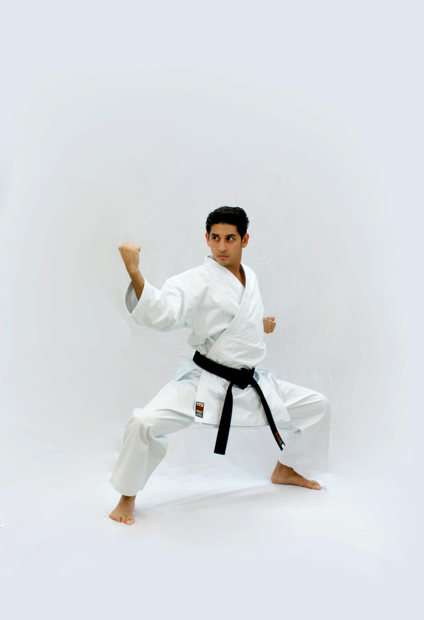 DKU karate