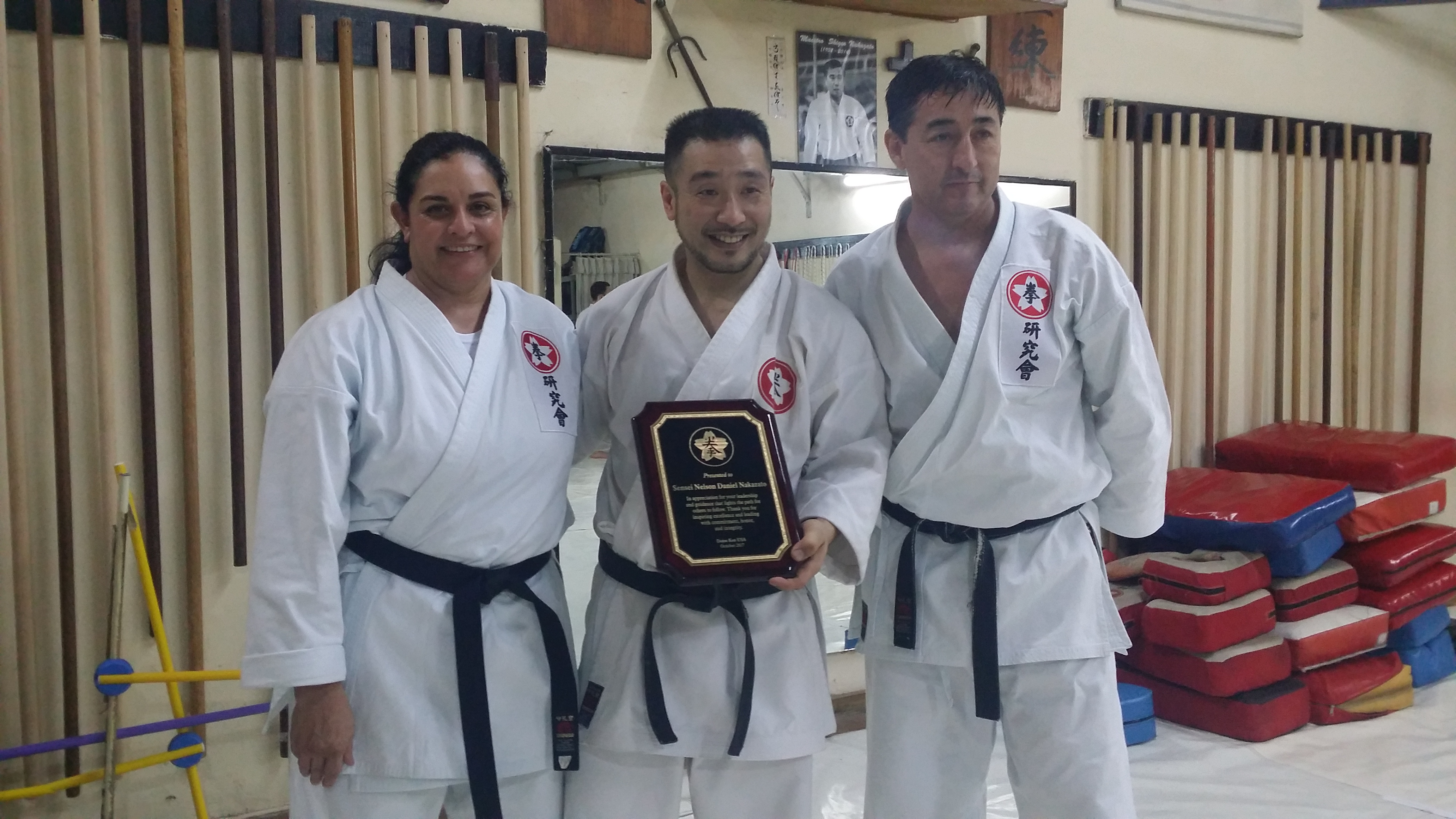 DOJOS KEN USA KARATE