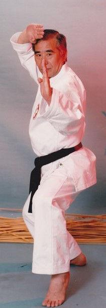 dojos ken usa, shigeo nakazato, kobudo, karate