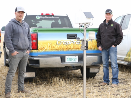 CropPro becomes a Crop Intelligence Agronomy Partner