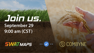 SWAT MAPS and Combyne Bridge Soil Management and Crop Marketing Sectors with New Integration