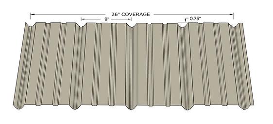 TR-936 Shadow Wall