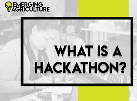 Ever heard of a hackathon?