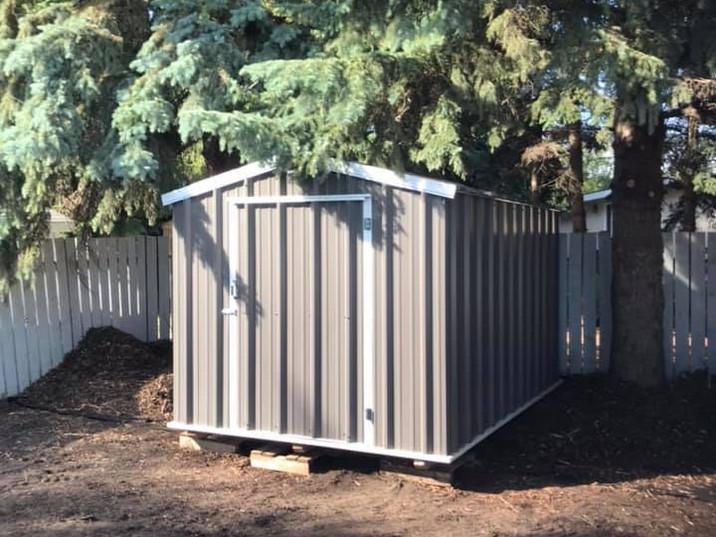 Storage Sheds Mel-View Metal