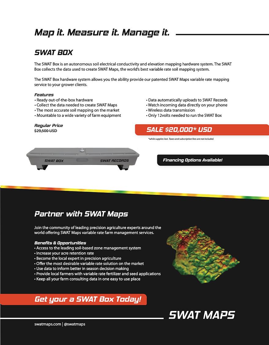 SWAT Box Flash Sale - International