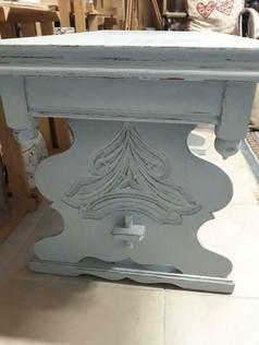 Detail couch tisch