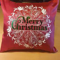(Weihnacht) Kissenbezug
