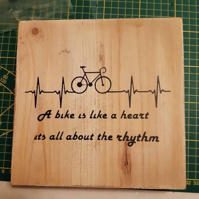Heartbeat Bike