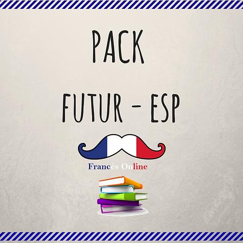 PACK futur - Español