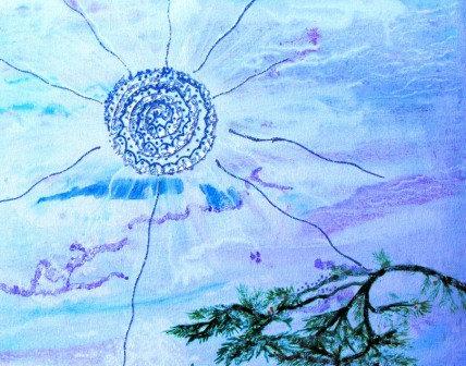 Silver Sun Portal