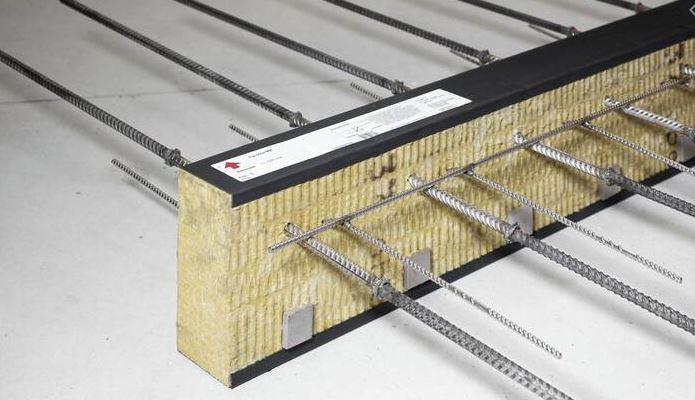 solución puente térmico fachada voladizo