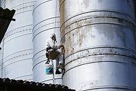 Sualto Interventi in quota su facciate di edifici e strutture industriali