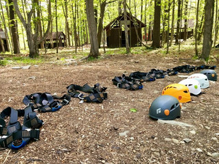 EcoQuest 2015 - Camping Excursion