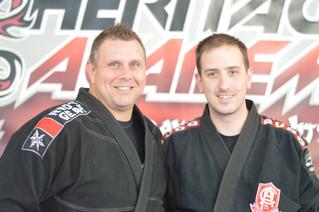Jiu Jitsu at Heritage Academy