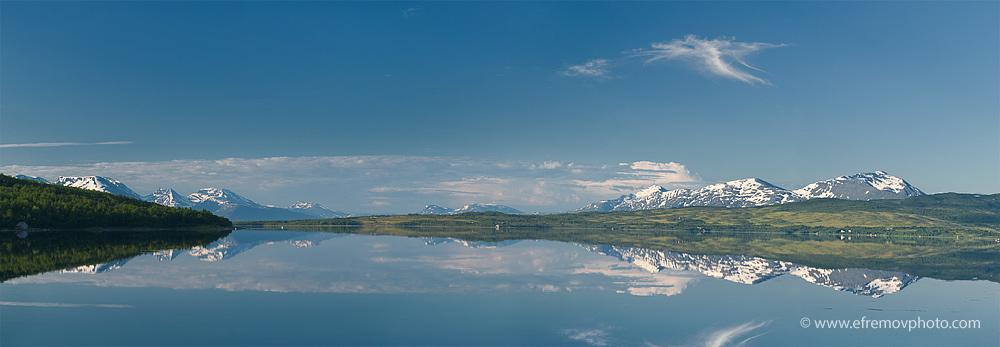 Lake, Norway