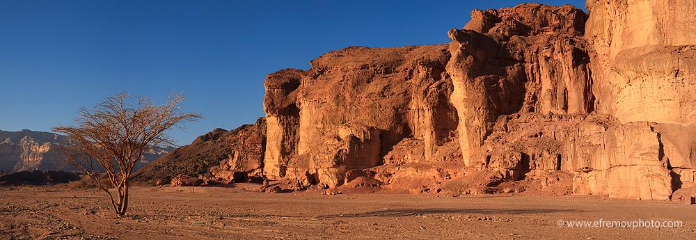 Solomon's Pillars, Timna