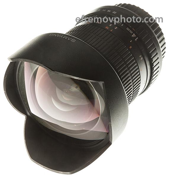 Samyang 14mm f2.8 IF ED UMC Aspherical