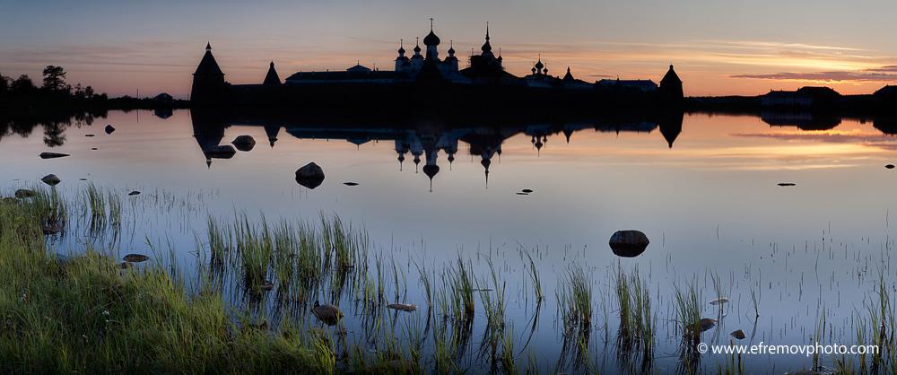 Russian Orthodox Solovetsky Monaster