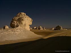 Sphinx, desert