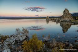 Mono Lake, sunset 2