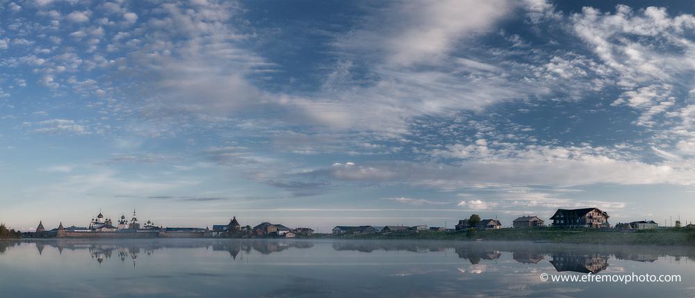 Lake, Big Solovetsky Island