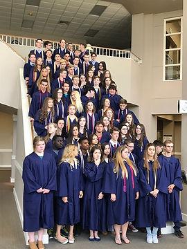 Calebs Graduating Class 2018