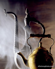 Kettle, steam