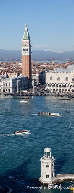 Venice, Bacino San Marco