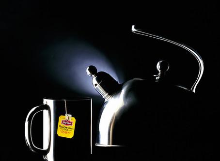 Фотография без Photoshop. Чай «Липтон»