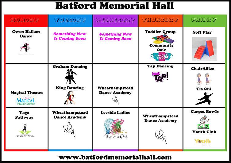 timetable batford memorial hall.jpg