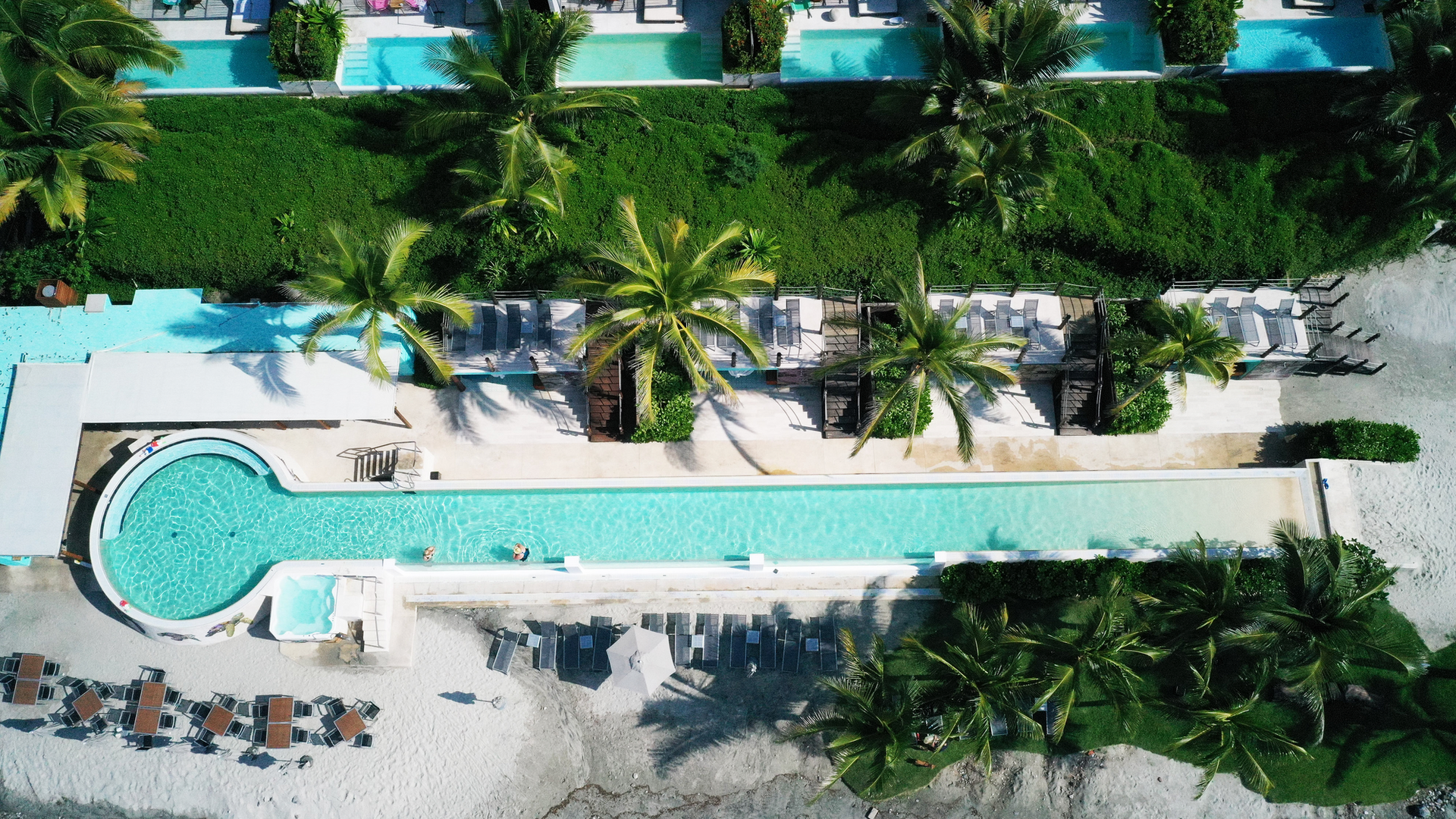 Alberca Hotel W Punta Mita
