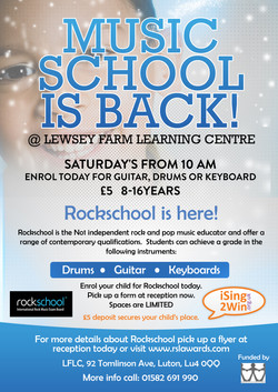 Music School Flyer 2015