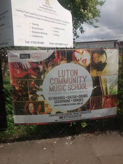 LCMS Outdoor Banner