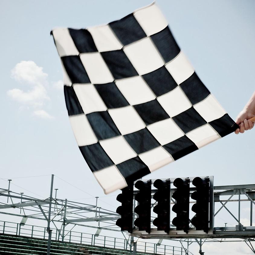 NASCAR Talladega Race
