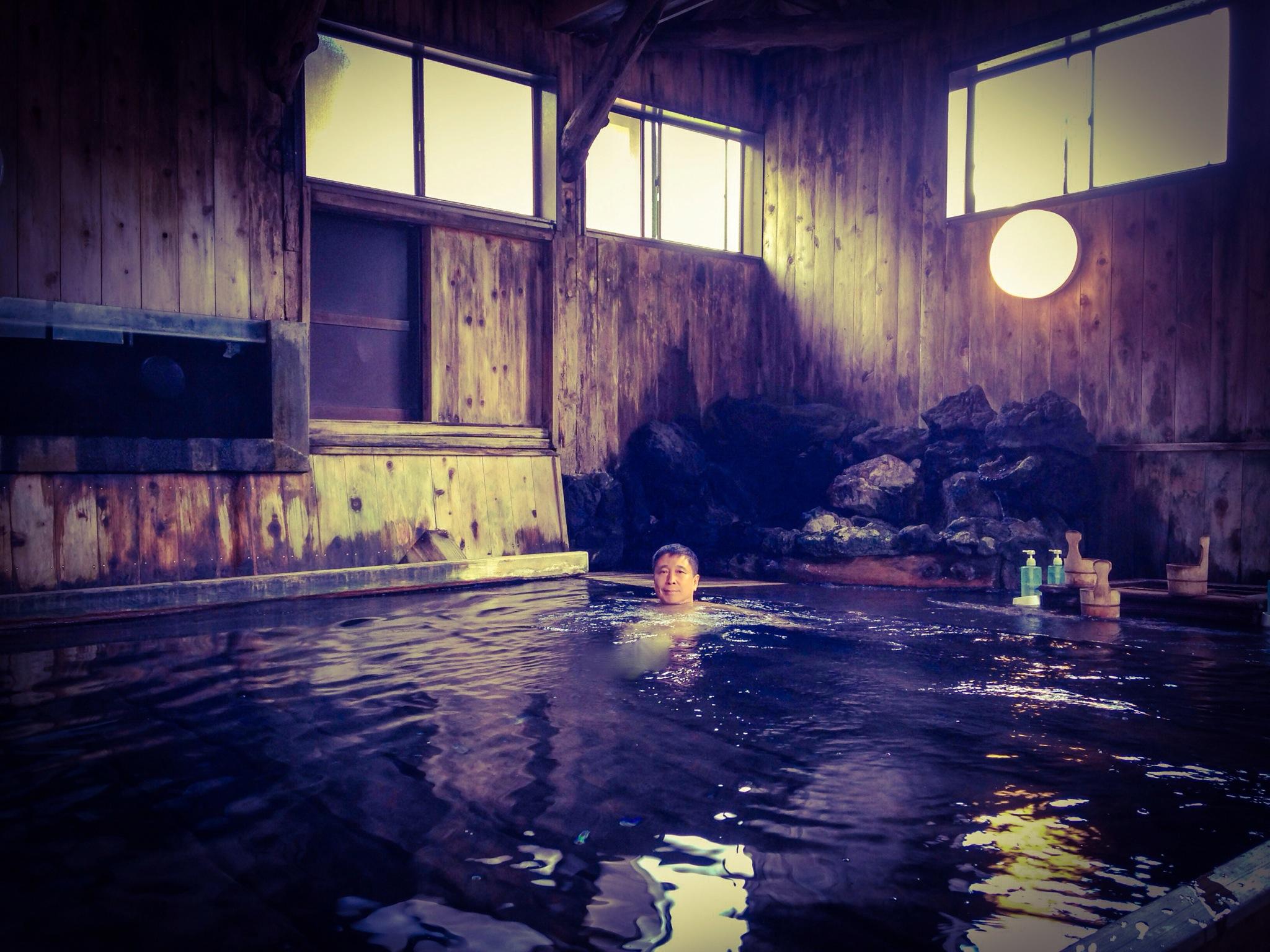 tsuta onsen, aomori 2014