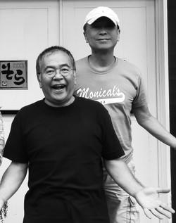 栗山先生 北海道中標津