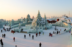 Ice & Snow Festival Harbin