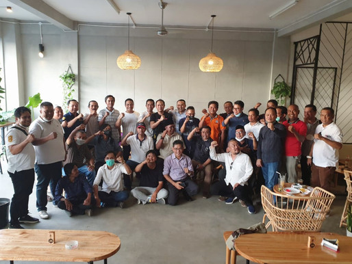 Aktivis Pergerakan NTB Rapatkan Barisan Bela Kawan Songsong 2024