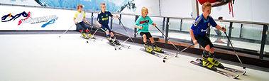 Indoor Ski & Snowboard Summer Camp