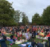 Dagprogramma Koningsdag Park Angerestein