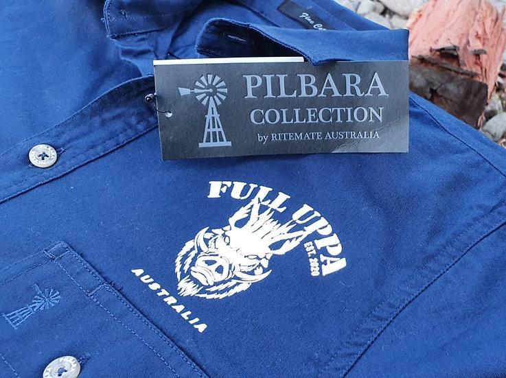 Men's Pilbara Work Shirts