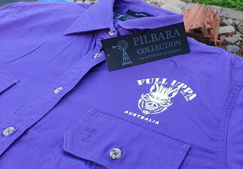 Women's Pilbara Work Shirts